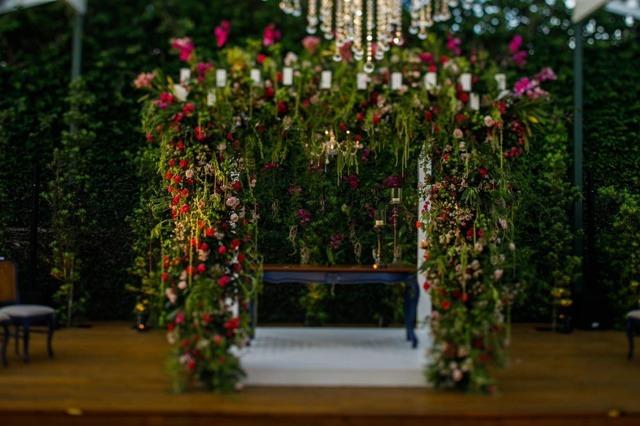 decoracao garden casamento